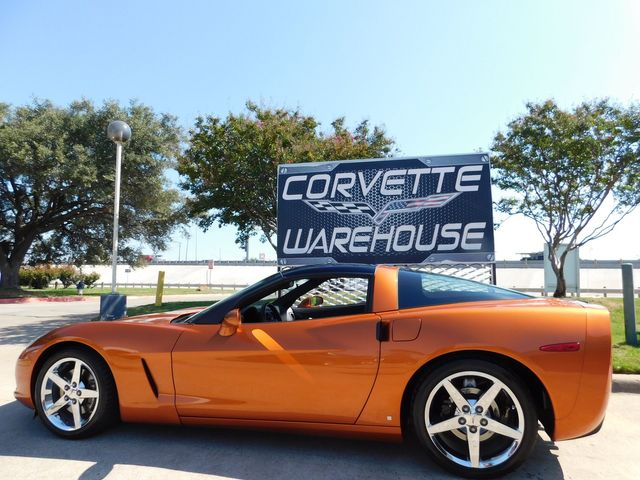 2007 Chevrolet Corvette Coupe 2LT, Auto, CD Player, Glass Top, Chromes 39k in Dallas, Texas 75220