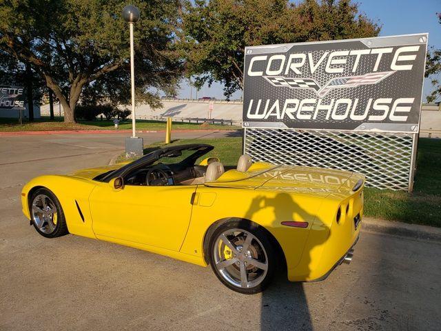 2007 Chevrolet Corvette Convertible 3LT, Z51, NAV, Polished Wheels 75k in Dallas, Texas 75220