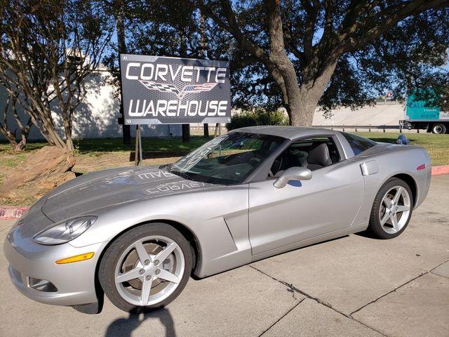 2007 Chevrolet Corvette Coupe 6 Speed, CD, 1-Owner, Alloy Wheels 15k in Dallas, Texas 75220