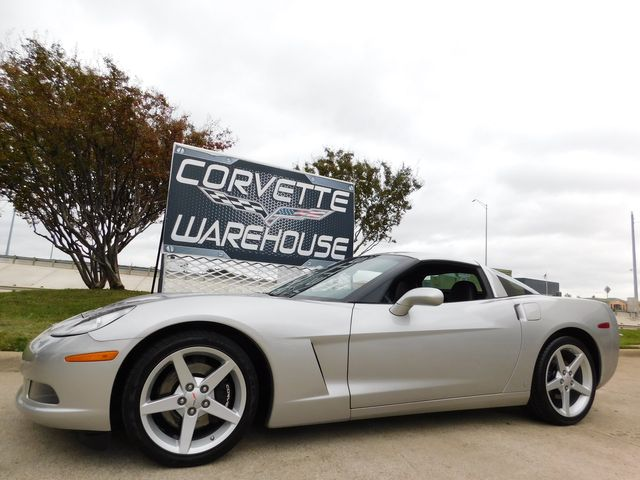 2007 Chevrolet Corvette Coupe 6 Speed, CD, 1-Owner, Alloy Wheels 15k in Dallas, Texas 75220
