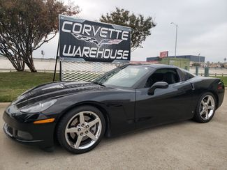 2007 Chevrolet Corvette Coupe Z51, Auto, NAV, Chrome Wheels 45k in Dallas, Texas 75220
