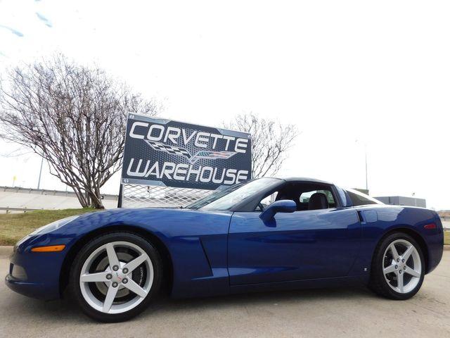 2007 Chevrolet Corvette Coupe Auto, CD Player, Glass Top, Alloys 22k