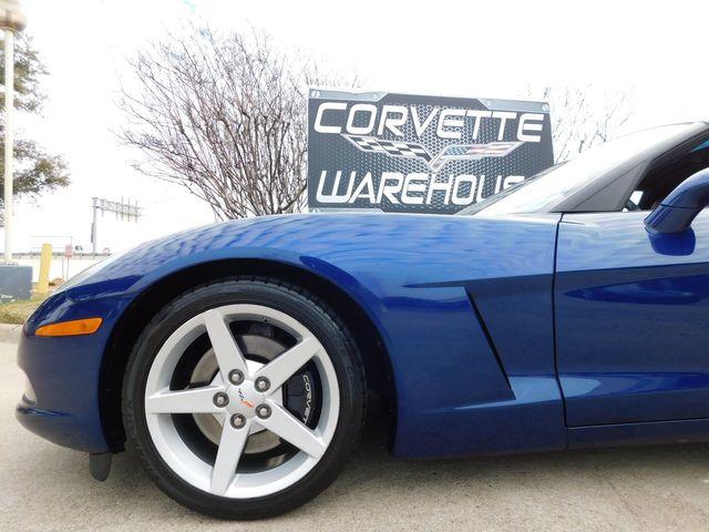 2007 Chevrolet Corvette Coupe Auto, CD Player, Glass Top, Alloys 22k in Dallas, Texas 75220