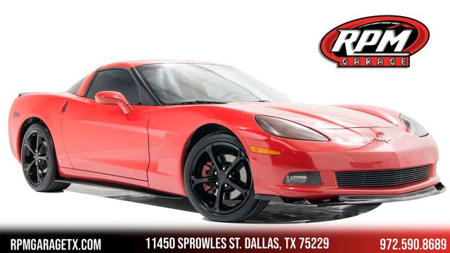 2007 Chevrolet Corvette with Many Upgrades