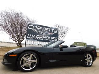 2007 Chevrolet Corvette Convertible 3LT, Z51, Power Top, Chromes 39k in Dallas, Texas 75220
