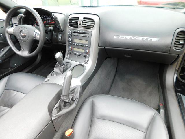 2007 Chevrolet Corvette Convertible 3LT, Z51, Power Top, Chromes 39k in Dallas, Texas 75220