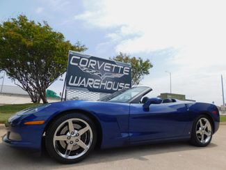 2007 Chevrolet Corvette Convertible 3LT, Z51, NAV, HUD, Auto, Chromes 17k in Dallas, Texas 75220