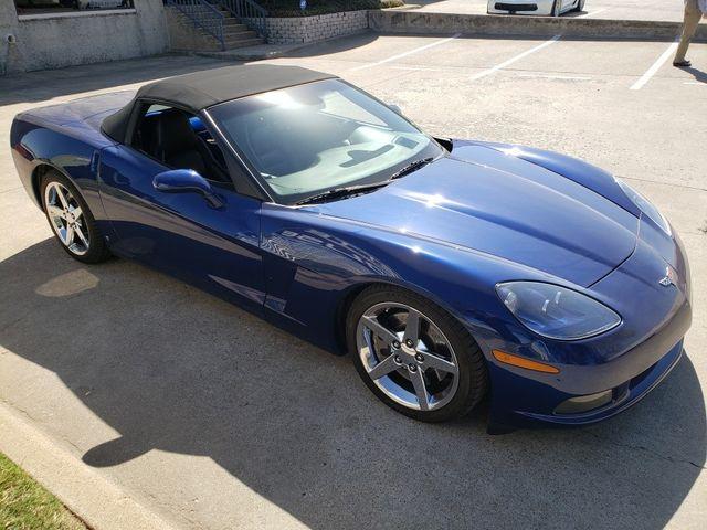 2007 Chevrolet Corvette Convertible 3LT, Z51, NAV, HUD, Auto, Chromes 17k in Dallas, Texas 75220