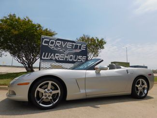 2007 Chevrolet Corvette Convertible 3LT, F55, NAV, Chromes, Power Top 17k in Dallas, Texas 75220