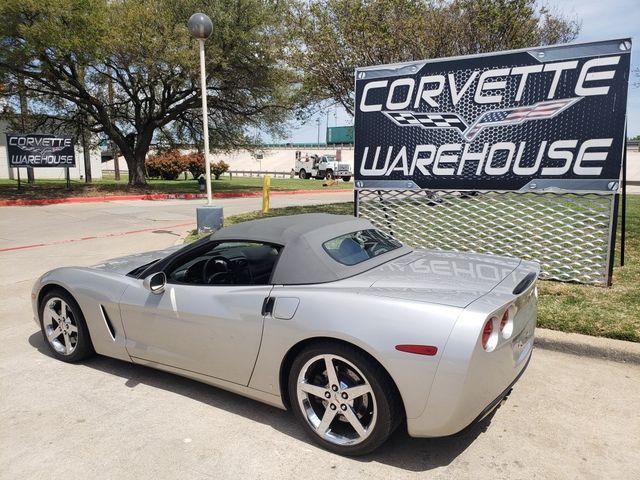 2007 Chevrolet Corvette Convertible 3LT, F55, NAV, Chromes, Power Top 17k in Dallas, Texas 75220