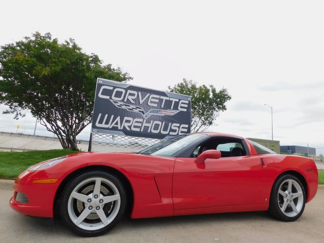 2007 Chevrolet Corvette Coupe 3LT, Z51, CD, HUD, Auto, Alloys, Only 2k in Dallas, Texas 75220