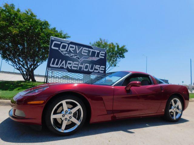 2007 Chevrolet Corvette Coupe 3LT, 6-Speed, CD, HUD, Chrome Wheels 26k
