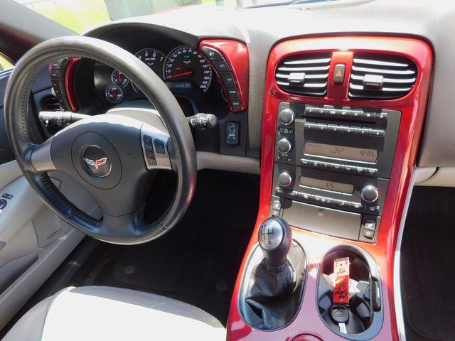 2007 Chevrolet Corvette Coupe 3LT, 6-Speed, CD, HUD, Chrome Wheels 26k in Dallas, Texas 75220