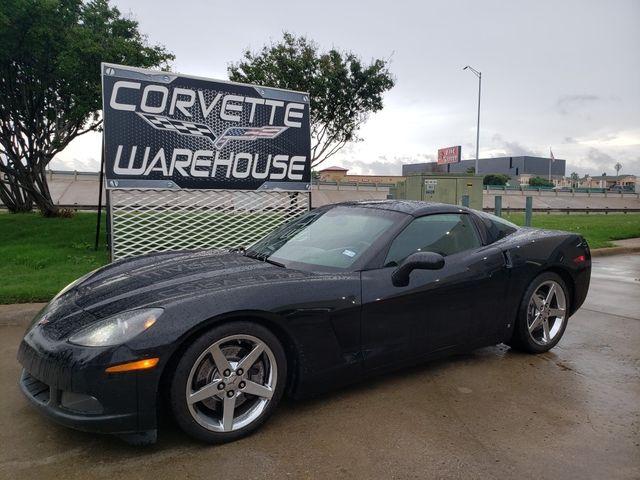2007 Chevrolet Corvette Coupe 3LT, Z51, NAV, 6-Speed, Chromes 47k