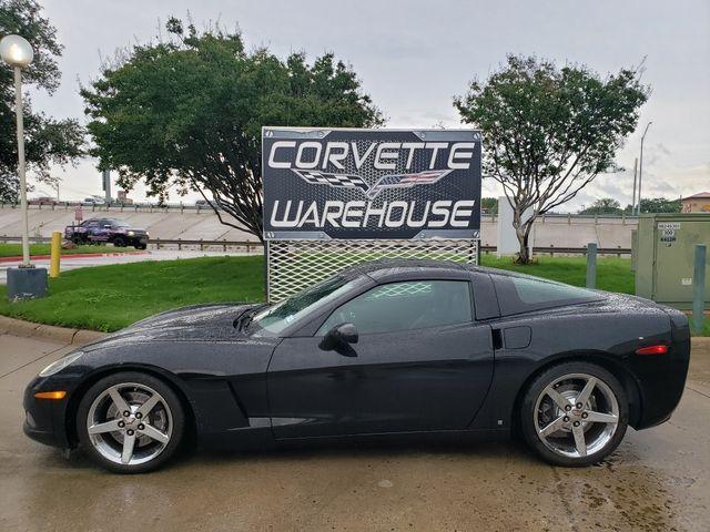2007 Chevrolet Corvette Coupe 3LT, Z51, NAV, 6-Speed, Chromes 47k in Dallas, Texas 75220