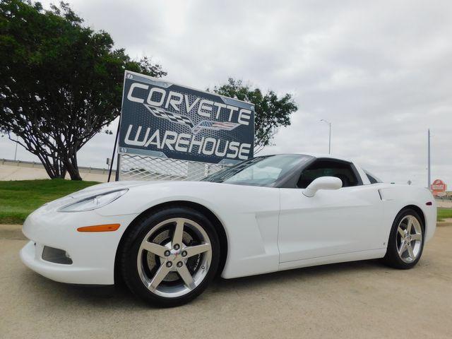 2007 Chevrolet Corvette Coupe 3LT, Z51, Auto, Polished Wheels 53k