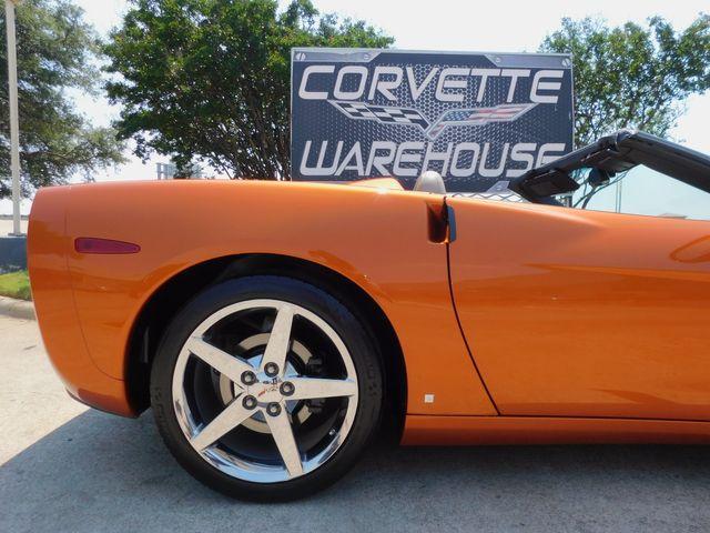 2007 Chevrolet Corvette Convertible 3LT, Auto, CD, Power Top, Chromes 55k in Dallas, Texas 75220