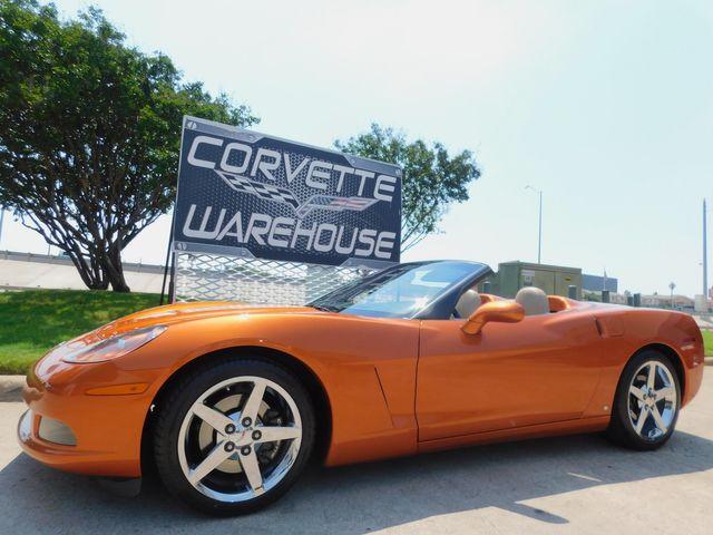 2007 Chevrolet Corvette Convertible 3LT, Auto, CD, Power Top, Chromes 55k