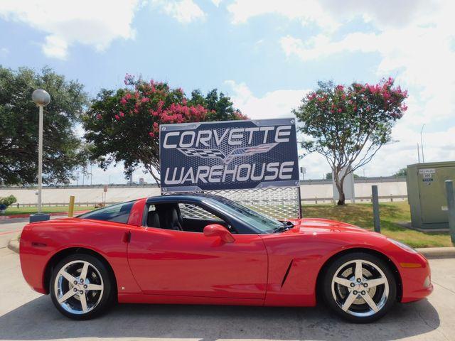 2007 Chevrolet Corvette Coupe 3LT, Z51, NAV, Glass Top, Auto, Chromes 47k in Dallas, Texas 75220