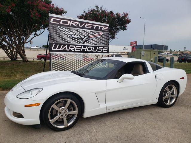 2007 Chevrolet Corvette Coupe 2LT, Auto, CD Player, Polished Wheels 40k in Dallas, Texas 75220