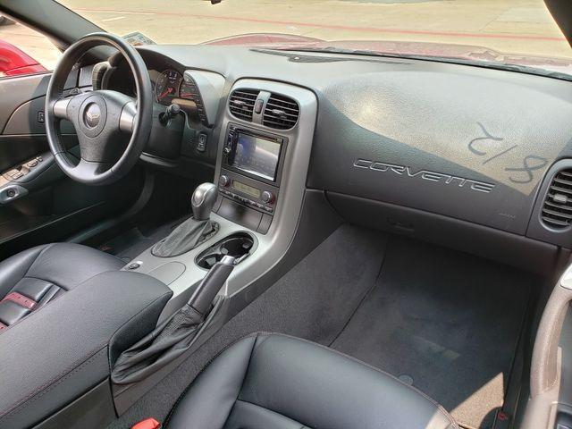 2007 Chevrolet Corvette Coupe 2LT, Automatic, CD Player, Chrome Wheels 18k in Dallas, Texas 75220