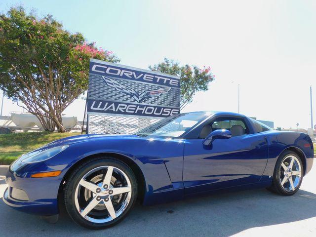 2007 Chevrolet Corvette Coupe 3LT, 6-Speed, CD, HUD, Chrome Wheels 50k in Dallas, Texas 75220