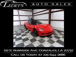 2007 Chevrolet Corvette  - Ledet's Auto Sales Gonzales_state_zip in Gonzales