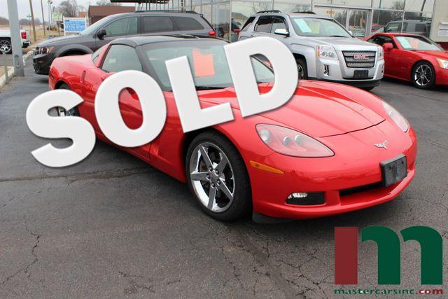 2007 Chevrolet Corvette  | Granite City, Illinois | MasterCars Company Inc. in Granite City Illinois