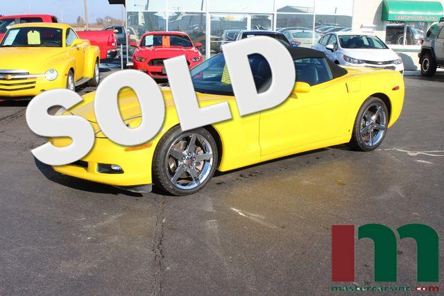 2007 Chevrolet Corvette    Granite City, Illinois   MasterCars Company Inc. in Granite City Illinois