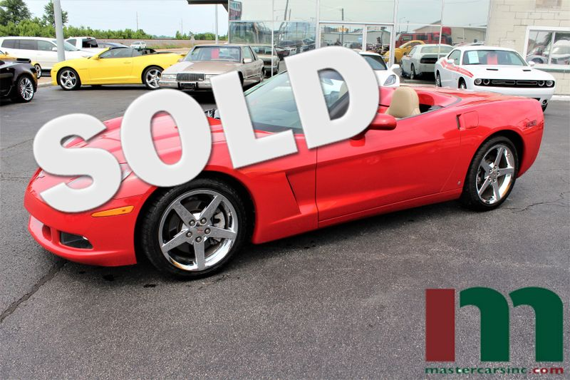 2007 Chevrolet Corvette  | Granite City, Illinois | MasterCars Company Inc. in Granite City Illinois