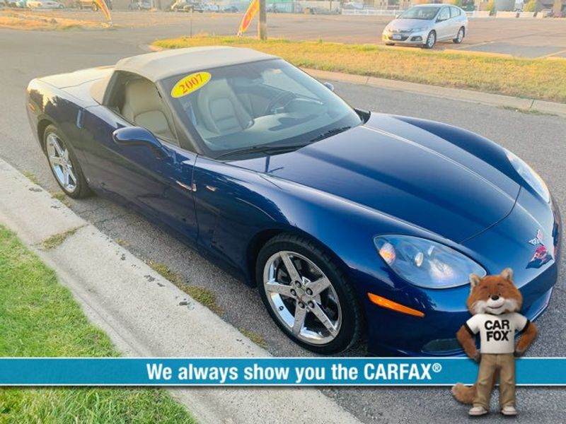 2007 Chevrolet Corvette Convertible  city MT  Bleskin Motor Company   in Great Falls, MT