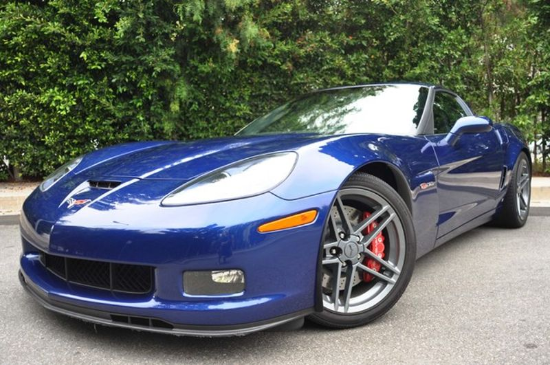 2007 Chevrolet Corvette Z06 Six Speed Manual Low Mileage City