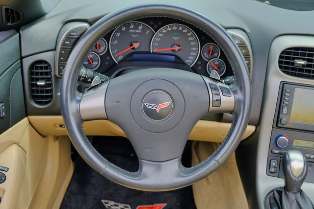 2007 Chevrolet Corvette 3LT 2 TONE LEATHER SEATS in Memphis, Tennessee 38115