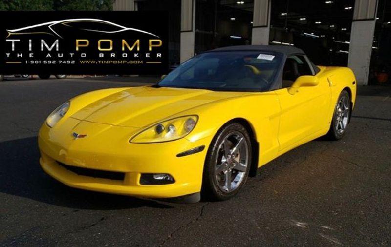 2007 Chevrolet Corvette 3LT  2 TONE LEATHER SEATS | Memphis, Tennessee | Tim Pomp - The Auto Broker in Memphis Tennessee
