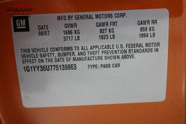 2007 Chevrolet Corvette Merrillville, Indiana 52