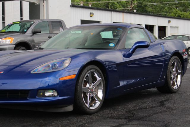 2007 Chevrolet Corvette 2LT - LESS THAN 14K MILES - NAVIGATION Mooresville , NC 25