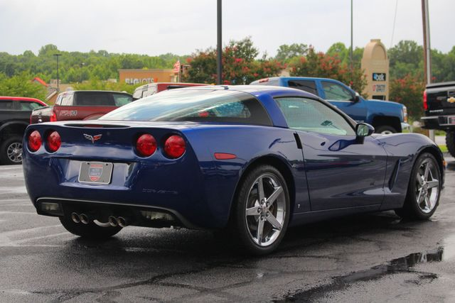2007 Chevrolet Corvette 2LT - LESS THAN 14K MILES - NAVIGATION Mooresville , NC 22
