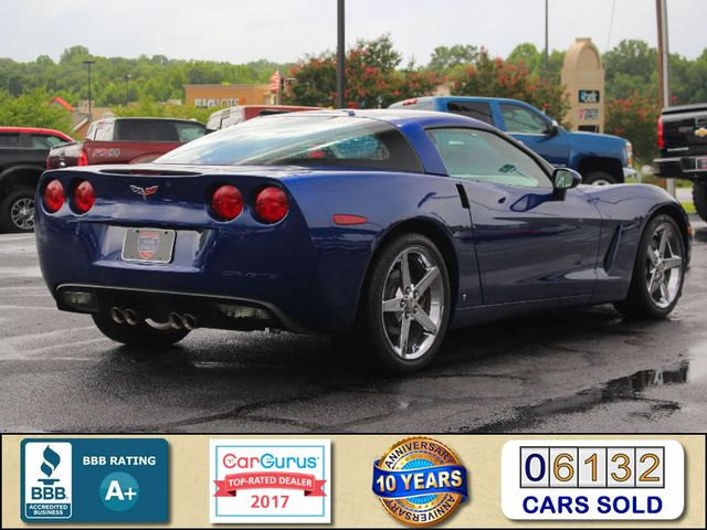2007 Chevrolet Corvette 2LT - LESS THAN 14K MILES - NAVIGATION Mooresville , NC 2