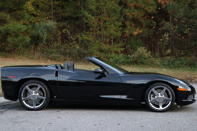 2007 Chevrolet Corvette 3LT  city NC  The Group NC  in Mansfield, NC