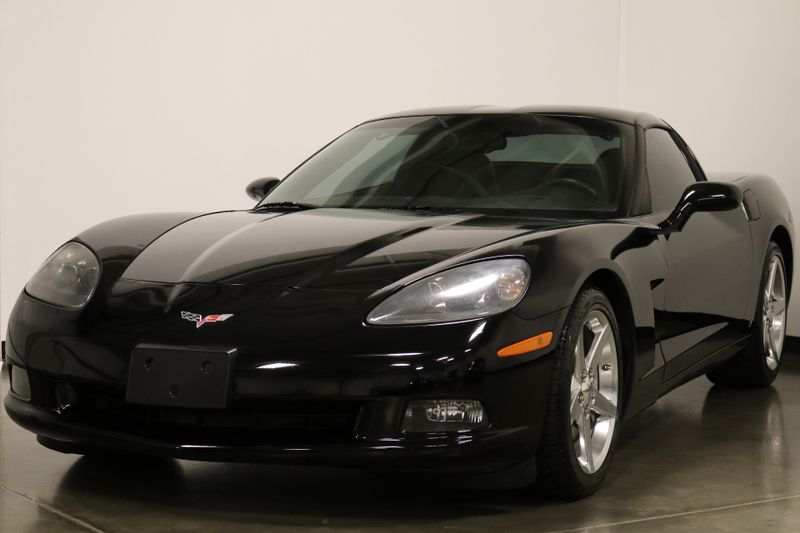2007 Chevrolet Corvette Coupe   city NC  The Group NC  in Mansfield, NC