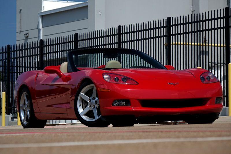 2007 Chevrolet Corvette Base* Auto*Heads Up* Only 34k mi* Ez Finance**   Plano, TX   Carrick's Autos in Plano TX