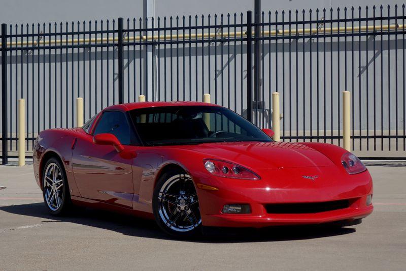 2007 Chevrolet Corvette  | Plano, TX | Carrick's Autos in Plano TX