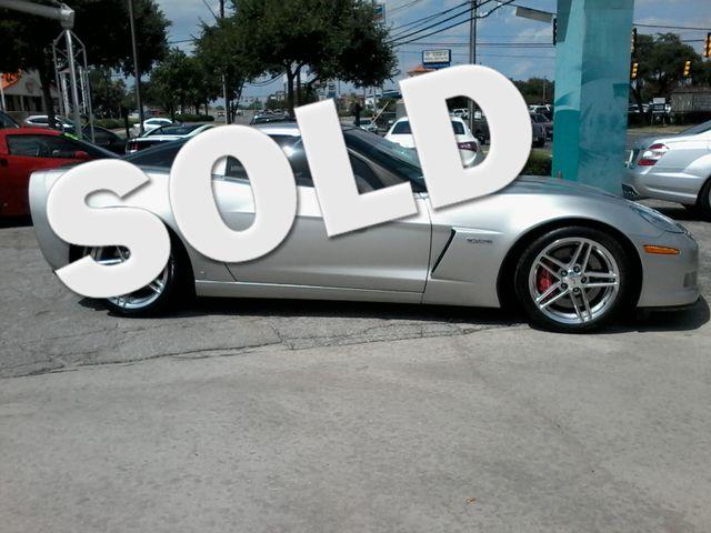 2007 Chevrolet Corvette Z06 LS7 Boerne, Texas 0