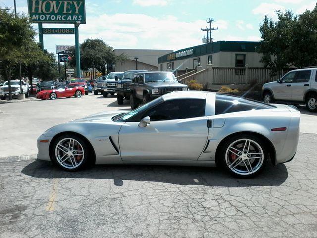 2007 Chevrolet Corvette Z06 LS7 Boerne, Texas 3