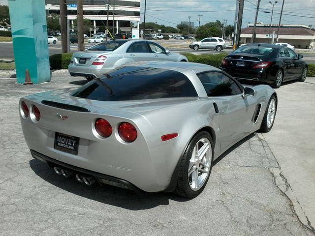 2007 Chevrolet Corvette Z06 LS7 Boerne, Texas 6