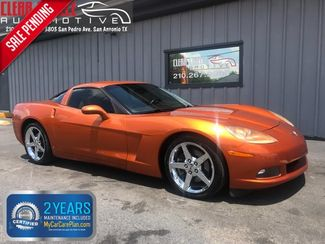 2007 Chevrolet Corvette Base in San Antonio, TX 78212