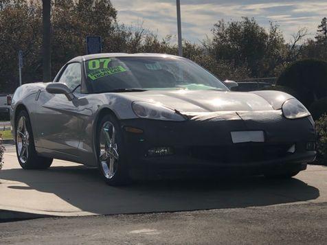 2007 Chevrolet Corvette Base | San Luis Obispo, CA | Auto Park Sales & Service in San Luis Obispo, CA
