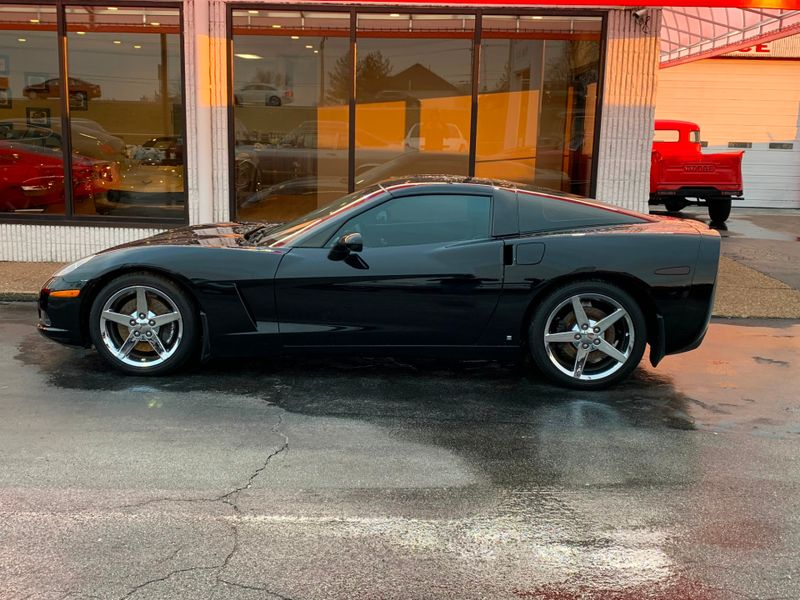 2007 Chevrolet Corvette Coupe 3LT  St Charles Missouri  Schroeder Motors  in St. Charles, Missouri
