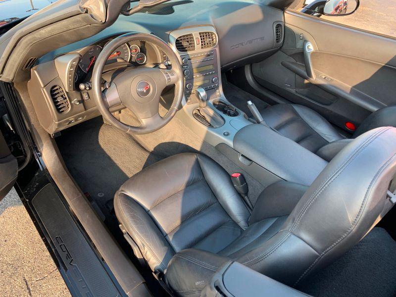 2007 Chevrolet Corvette Convertible  St Charles Missouri  Schroeder Motors  in St. Charles, Missouri