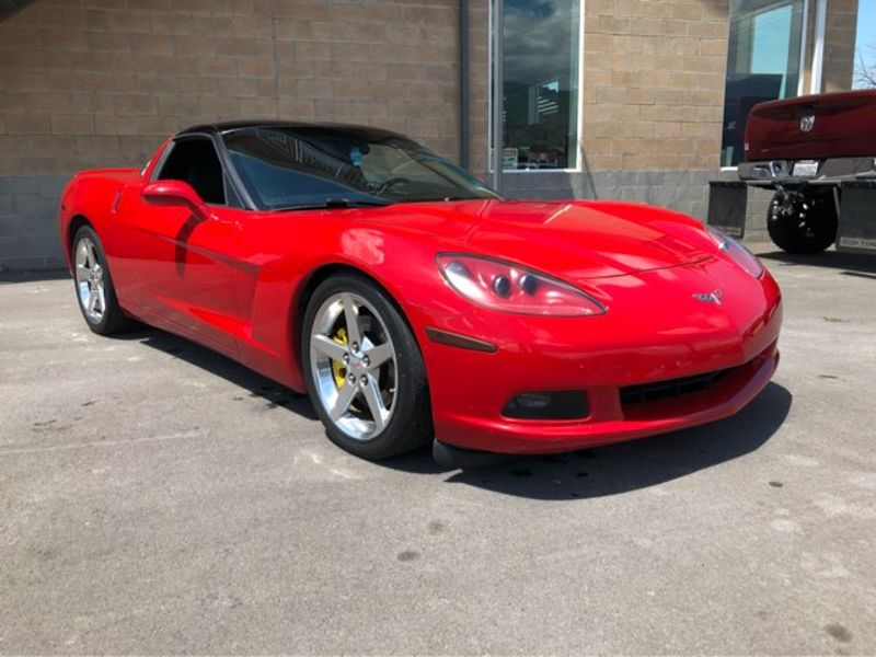 2007 Chevrolet Corvette Base | Marriott-Slaterville, UT | Top Line Auto Sales